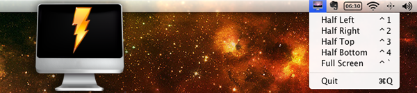 Mac screen splitter
