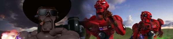 Z, le jeu vidéo de 1996